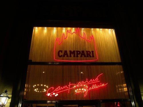 Milano e il Campari