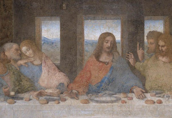 Last Supper by Leonardo and Santa Maria delle grazie
