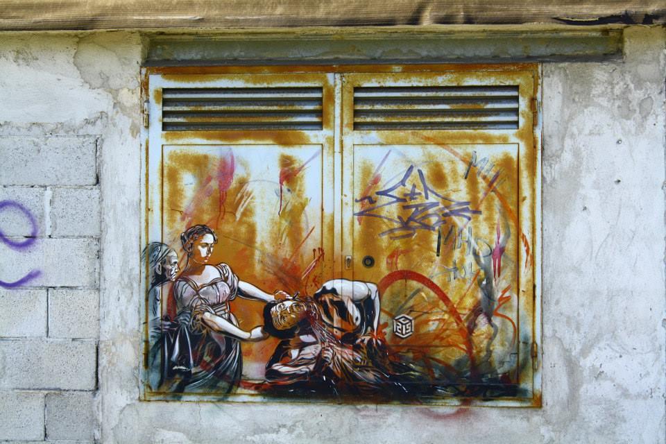 Street Art Isola